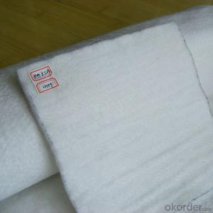 Home Textile Eco-Friendly Antislip Non Toxic Nonwoven Geotextile
