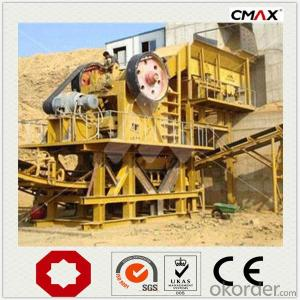 Small Jaw Crusher Chinese Qualified Manufacture