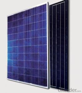 185W poly Solar Photovoltaic Panel CE TUV UL CERTIFICATE