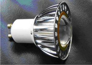 7W GU10 LED High lux 1000lx 450lm Led Spotlight