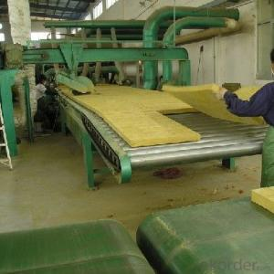Rock Wool Blanket and Board Made in China