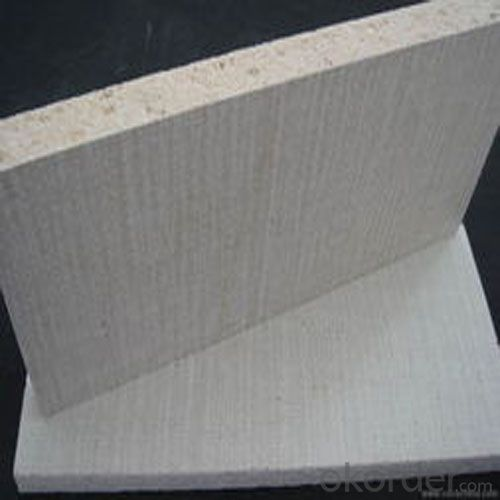 China Low Thermal Conductive Ceramic Fiber Board for High Temperature