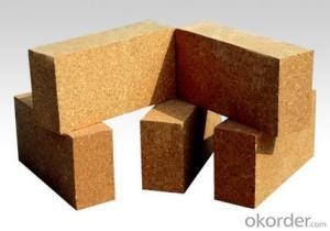 High Alumina Content Alumina Fireclay for Laying Refractory Brick