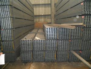 Prime Hot Rolled Steel U Channel GB Standard