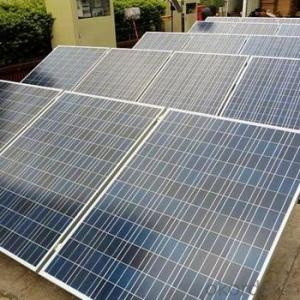 Polycrystalline Solar Panels for 230W -156*156 Poly Cell