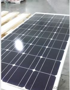 Monocrystalline Solar Panel CNPV-100w High Performance 36 Cell