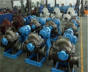 Split Casing Water Pump for Farm Irrigation