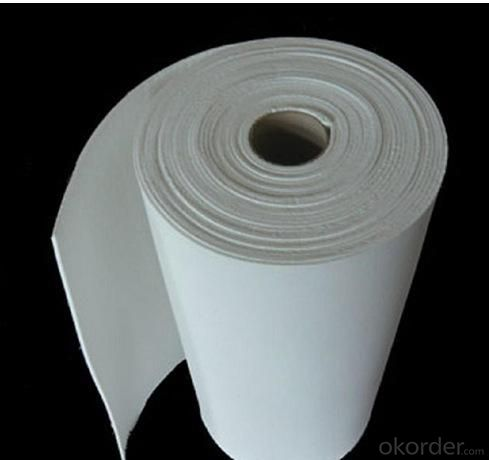 Ceramic Fiber Paper for Fire Protection Facilities
