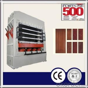 Multilayer Door Skin Machine /Wood Door Skin Molding Machine