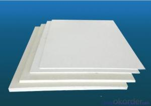 Refractory Material High Temperature Fiber Ceramic Rigid Board