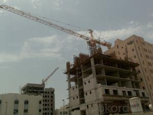construction building tower crane for sale
