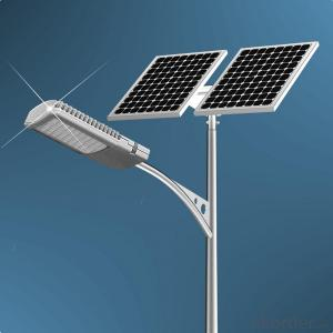 Very good Solar street light  cost saving, top class quality 00022P