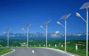 Solar street light environmental friendly, cost saving, top class quality 8000p