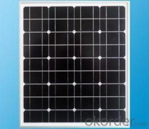 Photovoltaic Solar Monocrystalline Series Panels