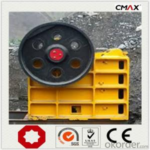 Stone Jaw Crusher Vibrating Screen for Sale