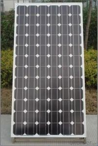 Solar Photovoltaic Monocrystalline Series Panels