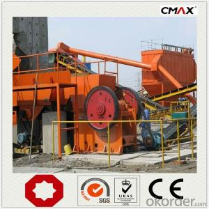 Stone Jaw Crusher PE600*900 Professional Factory