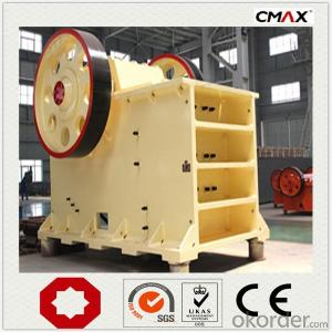 Stone Jaw Crusher New Design for Crushing