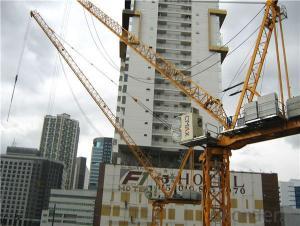Rail TC4808 4T Tower Crane with Good Quality