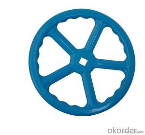 Valve Handwheel Precision Casting Valve Parts