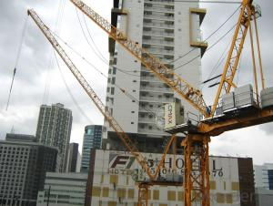 Mini Tower Crane Tower Crane TC4808 for Building