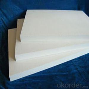 International Standard ISO9001 Certification Ceramic Fiber Board