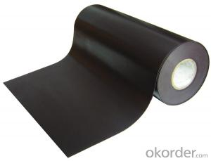 EPDM Waterproofing Rubber Membrane Used in Roofing