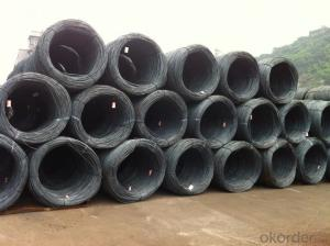 Wire rod SAE 1006-1008  with highest quality and best price