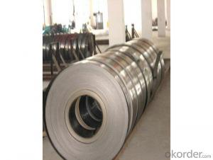Non-oriented silicon steel coils with good quality and competitive price