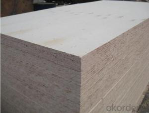 Oriented Strand Board Chinese Veneered OSB