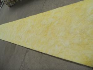 Insulation Glass Wool For Steel Building Roofing Isolation