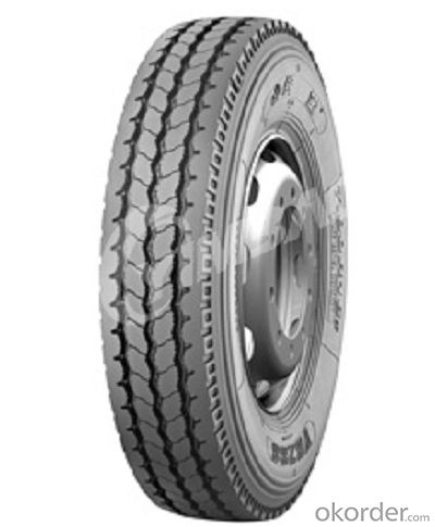 Bus and Truck Radial Tyre with High Quality YB228