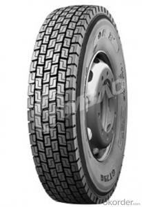 Bus and Truck Radial Tyre with High Quality GT296
