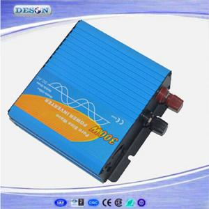 Solar Pure Sine Wave Power Inverter 12V/24/48VDC to 110V/230VAC 300W