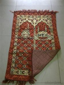 Cheap Muslim Prayer Carpet Portable for Travel Wholesale