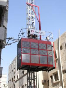 Construction material Elevator in Low Price  SC100/100