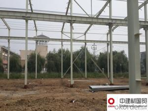 Prefab Warehouse And Office Building 1-3 Floors Steel Structure Office