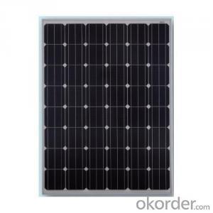 Thin Film Solar Model(a-Si layers )Grade A Solar Panels