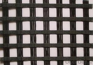 PP Biaxial Geogrid with CE certificate for Road construction