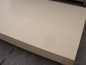 Plain MDF Board in 15mm Thickness E2 Grade Glue