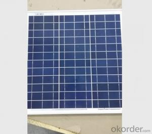 Polycrystalline Solar Panel CNPV-32w High Performance 36 Cell