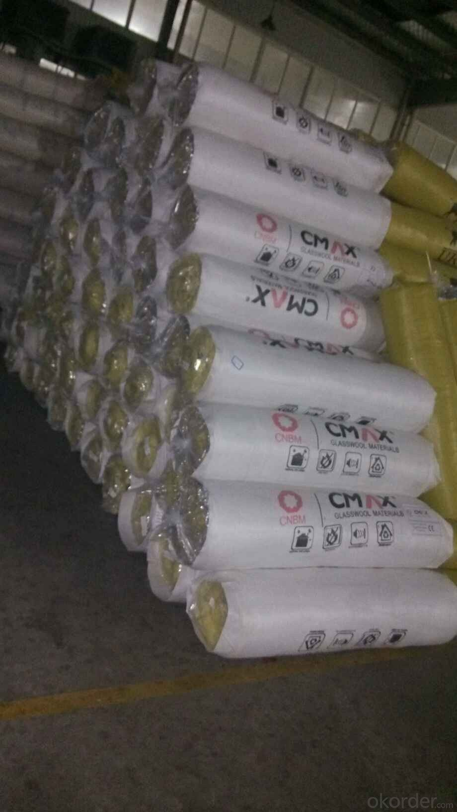 Insulation Glass Wool For Ware House Wall and Roof Isolation