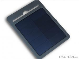 5V 3000mah Solar Battery Bank Charger for all kinds of phone