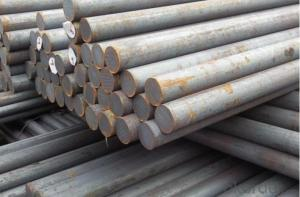 Grade SAE A36 CNBM Carbon Steel Round Bar with High Quality