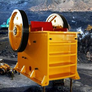 Stone Jaw Crusher PEX Series Dierct Manufacture