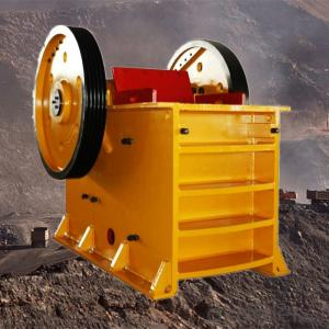 $3000-30000Stone Jaw Crusher Famous Brand PEX Series