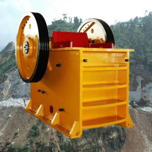 Stone Jaw Crusher PE750*1060 Used in Mining Industry
