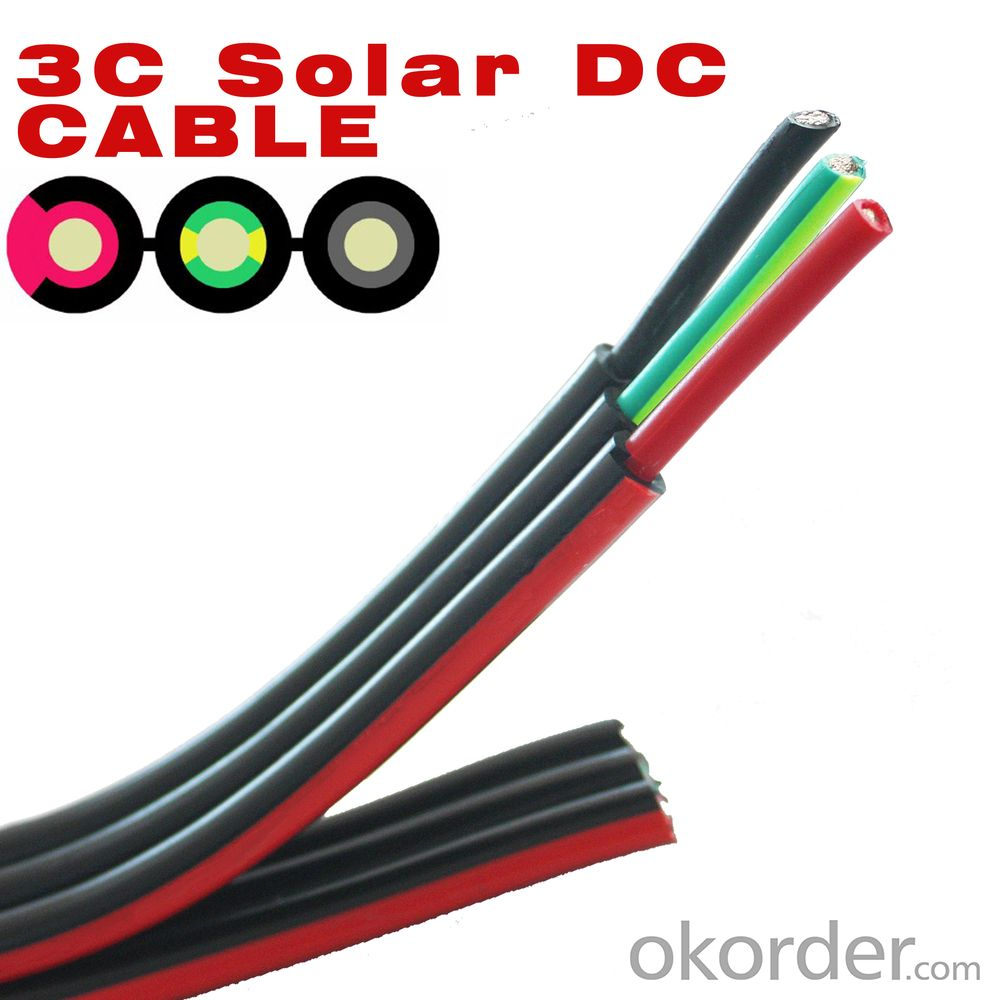 Solar Cable 4mm2 Solar PC Cable Hotselling