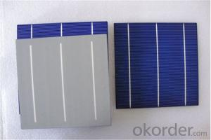 250W Monocrystalline Per Watt Solar Panels For Home Use