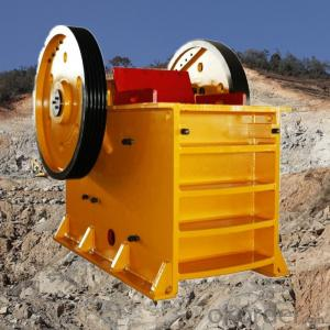 Stone Jaw Crusher PEX250*750 for Road Construction